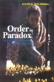 Order in Paradox, David H. Holmberg, M TO Z Books, Vedic Books ,
