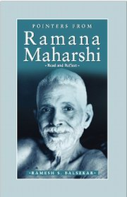 Pointers from Ramana Maharshi: Read and Reflect, Ramesh Balsekar, MASTERS Books, Vedic Books