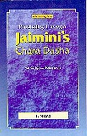 Predicting Through Jaimini's Chara Dasha, K.N. Rao, DIVINATION Books, Vedic Books