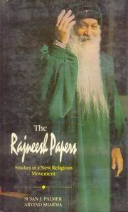 The Rajneesh Papers, Susan J. Palmer, Arvind Sharma, PHILOSOPHY Books, Vedic Books