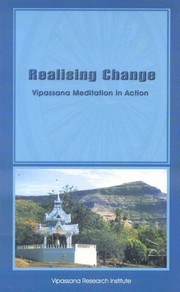 Realising Change: Vipassana Meditation in Action, Ian Hetherington (Ed.), BUDDHISM Books, Vedic Books