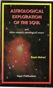 Revelations of Zodiacal Signs and Lunar Mansions, Bepin Behari, JUST ARRIVED Books, Vedic Books