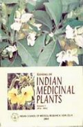 Reviews on Indian Medicinal Plants - 4 Volumes
