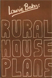 Rural House Plans, Laurie Baker, NATURAL BUILDING Books, Vedic Books