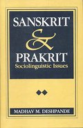 Sanskrit and Prakrit