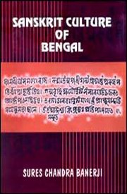 Sanskrit Culture of Bengal, Sures Chandra Banarji, SANSKRIT Books, Vedic Books