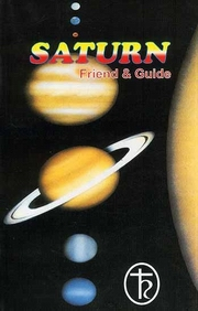 Saturn Friend and Guide, D.P. Saxena, JYOTISH Books, Vedic Books