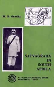 Satyagraha in South Africa, M. K. Gandhi, MASTERS Books, Vedic Books