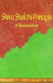Shiva Shakthi Principle A Declaration by Vasantha Sai at ...Sai Kiran Vedic Maths