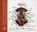 Amruthavarsha Vol iii - Vishnu (Book + Audio CD): Chants for Peace of Mind