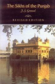 The Sikhs of the Punjab, J. S. Grewal, JUST ARRIVED Books, Vedic Books