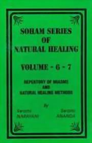 Soham Series of Natural Healing (Volume 6 & 7), Swami Ananda, HEALING Books, Vedic Books