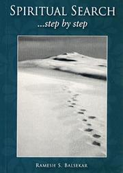 Spiritual Search: Step by Step, Ramesh S. Balsekar, MASTERS Books, Vedic Books