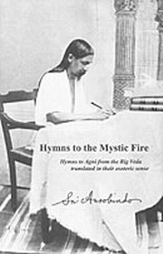 Hymns to the Mystic Fire, Sri Aurobindo, MASTERS Books, Vedic Books