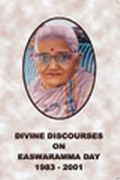 Divine Discourses on Easwaramma Day