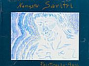 Namaste Savitri: 342 Reproductions in Colour of Paintings by Agni, Agni, MASTERS Books, Vedic Books