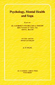 psychology mental health and yoga essays on sri aurobindo s  click to enlarge