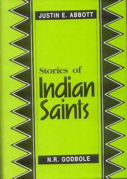 Stories of Indian Saints, Justin E. Abbott, BIOGRAPHY Books, Vedic Books