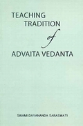 Teaching Tradition of Advaita Vedanta