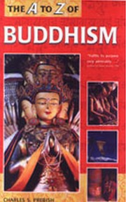 The A to Z of Buddhism, Charles S. Prebish, RELIGIONS Books, Vedic Books