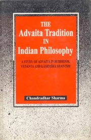 The Advaita Tradition in Indian Philosophy, Chandradhar Sharma, RELIGIONS Books, Vedic Books