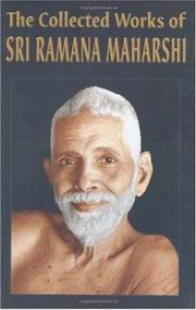 The Collected Works of Sri Ramana Maharshi, Ramana Maharshi, RAMANA MAHARSHI Books, Vedic Books