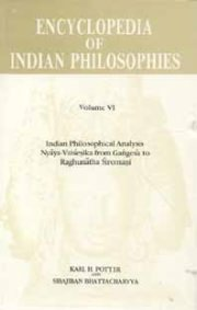 The Encyclopedia of Indian Philosophies (Vol. 6), Karl H. Potter (Ed.), Sibajiban Bhattacharyya (Ed.), VEDANTA Books, Vedic Books