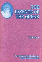 The Essence of the Quran, Acharya Vinoba Bhave, ACHARYA VINOBA BHAVE Books, Vedic Books