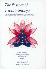 The Essence of Tripurarahasya, Comp. & Tr. Samvid, M TO Z Books, Vedic Books