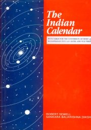 The Indian Calendar, R. Sewell, S.B. Dikshit, M TO Z Books, Vedic Books ,