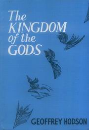 The Kingdom of the Gods, Geoffrey Hodson, JUST ARRIVED Books, Vedic Books