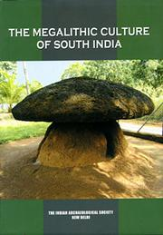 The Megalithic Culture of South India, K.N. Dishit, ARCHAEOLOGY Books, Vedic Books