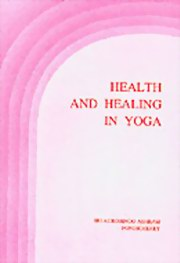 Health and Healing in Yoga, The Mother, MASTERS Books, Vedic Books