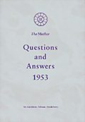 Questions and Answers 1953