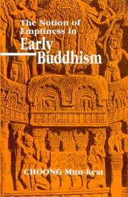 The Notion of Emptiness in Early Buddhism, Choong Mun-Keat, M TO Z Books, Vedic Books ,