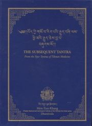 The Subsequent Tantra - From the Four Tantras of Tibetan Medicine, Yuthok Yonten Gonpo, Dr. Thokmay Paljor (Translator), TIBETAN MEDICINE Books, Vedic Books