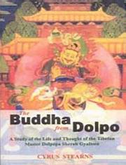 The Buddha from Dolpo, Cyrus Stearns, BIOGRAPHY Books, Vedic Books