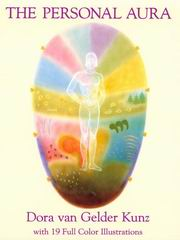 The Personal Aura, Dora van Gelder Kunz, METAPHYSICS Books, Vedic Books