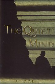 The Quiet Mind, John E. Coleman, BIOGRAPHY Books, Vedic Books