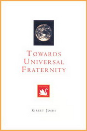Towards Universal Fraternity, Kireet Joshi, SPIRITUALITY Books, Vedic Books