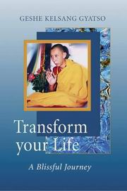 Transform Your Life, Geshe Kelsang Gyatso, BUDDHISM Books, Vedic Books