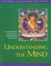 Understanding the Mind, Kelsang Gyatso, BUDDHISM Books, Vedic Books
