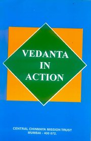 Vedanta in Action, Central Chinmaya Mission Trust, MASTERS Books, Vedic Books