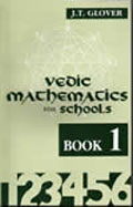Vedic Mathematics for Schools Vol I, II and III (3 Volumes) with CD's