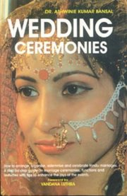 Wedding Ceremonies, Ashwinie Kumar Bansal, M TO Z Books, Vedic Books ,