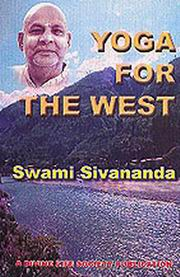 Yoga for the West, Swami Sivananda, MASTERS Books, Vedic Books