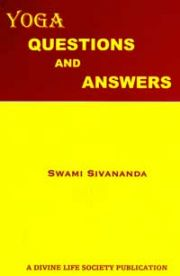 Yoga Questions and Answers, Swami Sivananda,  Books, Vedic Books
