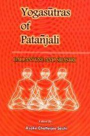 patanjali yoga sutra in english pdf