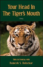 Your Head in the Tiger's Mouth, Ramesh S. Balsekar, SPIRITUALITY Books, Vedic Books